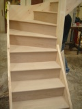 wooden close tread stair manufacturers