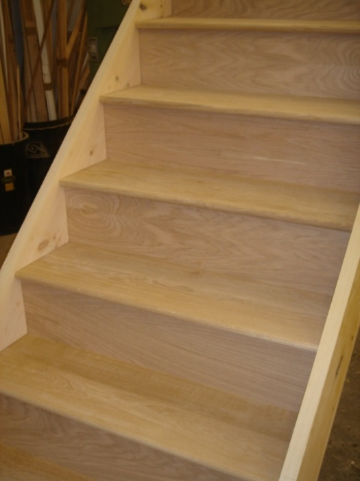 Wooden Close Tread Amp Open Tread Stair Manufacturer In Derby