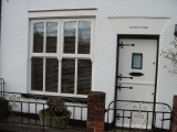 mock-style sash windows