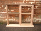 solid wood stormproof windows