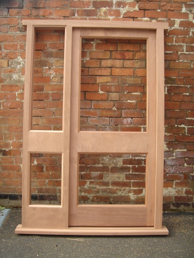 arched doors and frames